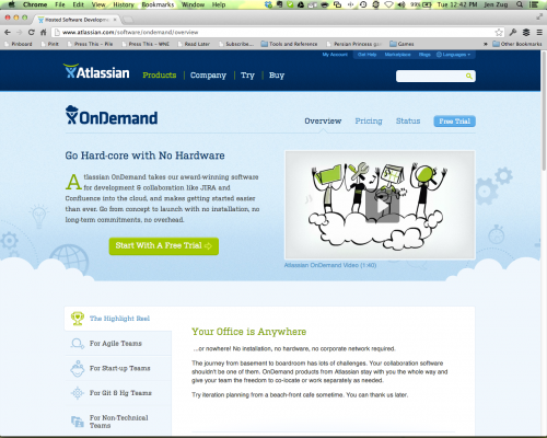 Atlassian-OnDemand