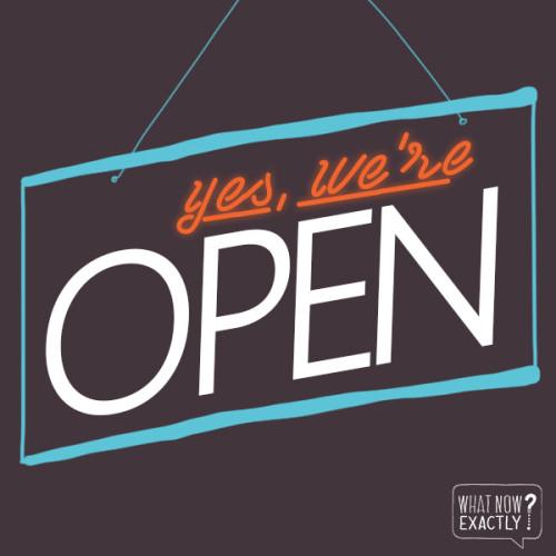 Open Sign v1E